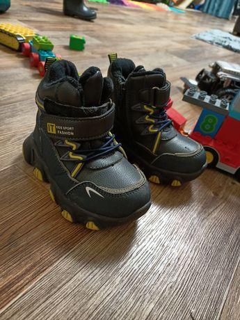 Обувь на мальчика 23-24 размер
