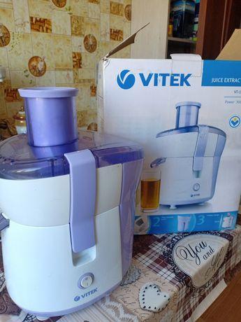 Соковыжималка Vitek