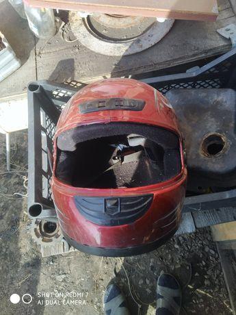 Продам мото шлем