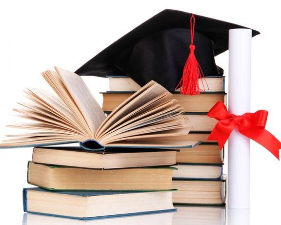 Дипломная работа, магистерская диссертация, учебное пособие