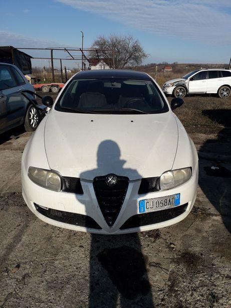 Dezmembrez Alfa Romeo GT 1.9 jtd 150 cp