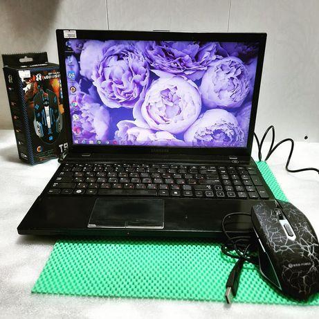 ноутбук Самсунг для работ 1С,фотошоп,учебы,работы.Гарантия и РАССРОЧКА