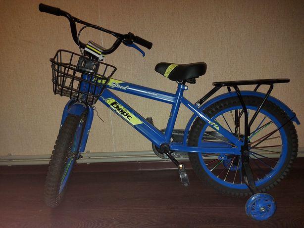 Новый велосипед 25 000 тенге