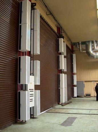 Тепловой завес продажа, гарантия, установка, демонтаж, ремонт