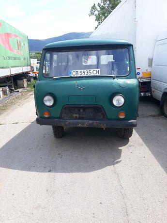 УАЗ 452 пътнически