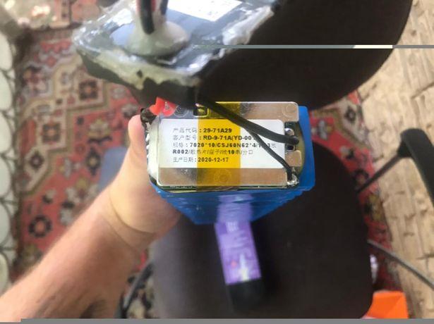 Аккмулятор на электро скмокат
