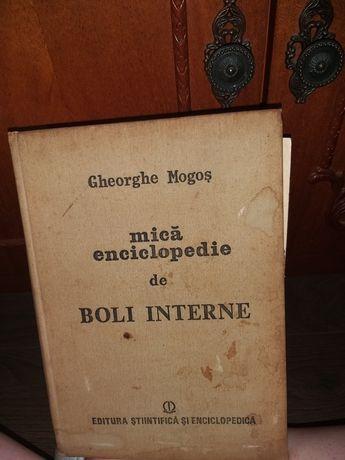 Mica Enciclopedie De Boli Interne - Gheorghe Mogos
