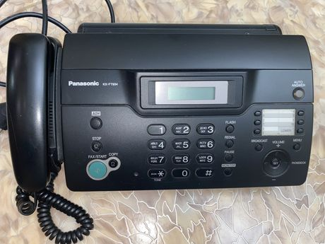 Факс - стационарный телефон