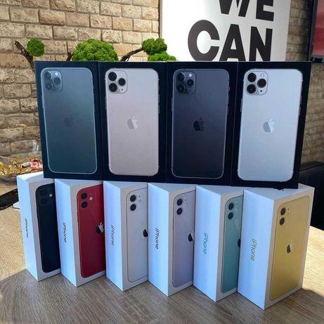 Смартфон Apple iPhone 11 Новый Рассрочка Гарантия Айфон 11 Pro