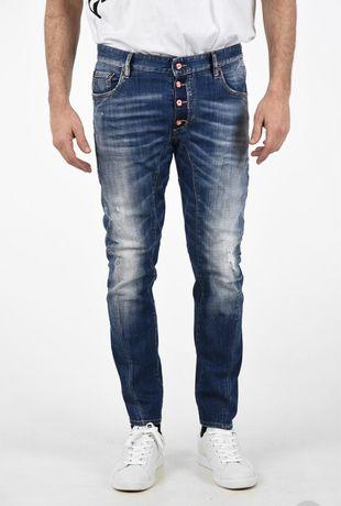 Dsquared2-Tidy Biker Jeans