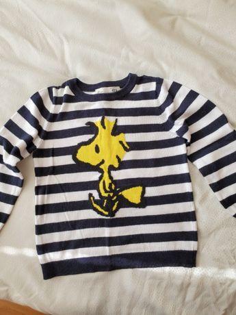 Детска блуза Peanuts от Cotton On
