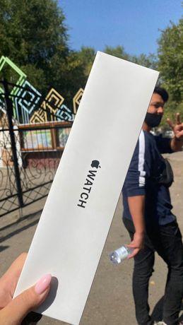 Apple watch se 130к черный 44 мм