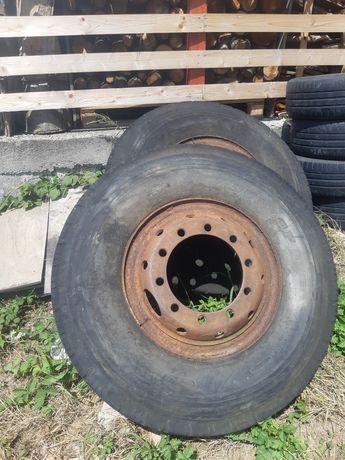 Vand roti remorci camioane raba