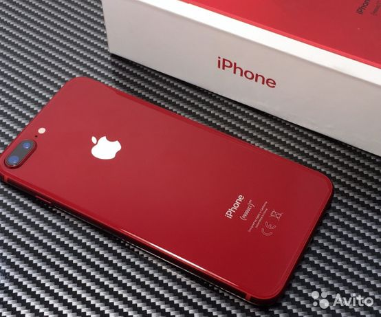 IPhone 8 Plus 64 Gb Red Product