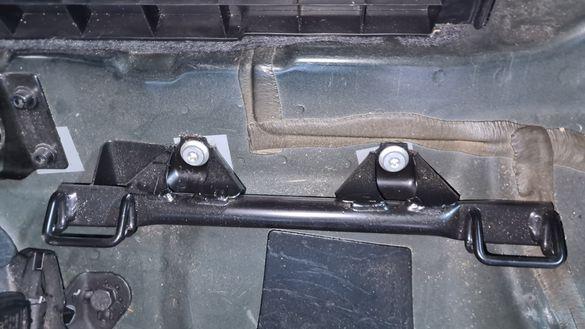 Isofix стойки Audi A6 4F C6 детско столче стойка Ауди А6 4Ф Ц6