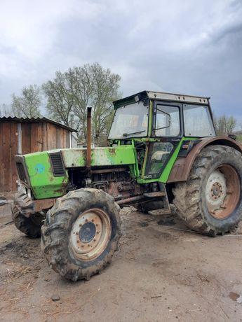 Vând tractor DEUTZ DX 110 și tractor șenilat