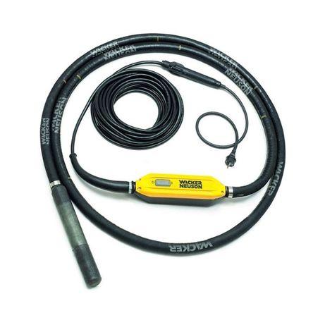 Vibrator de beton cu convertizor incorporat IRFU38