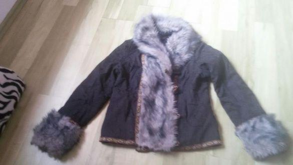 Красиво палтенце -ново