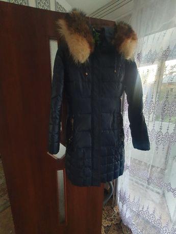 зимняя куртка 42-46