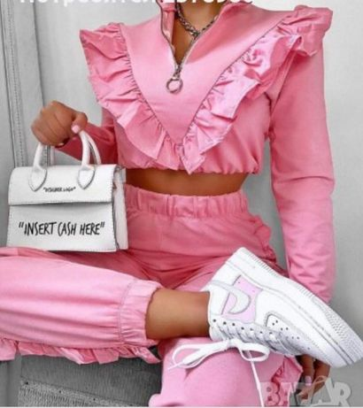 Pink outfit, NEW!