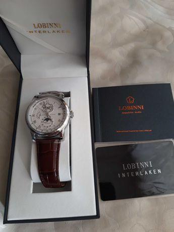 Часовник Lobinni automatic