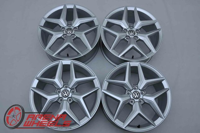 Jante Noi 17 inch Originale VW Golf 4 Bora New Beetle T-Cross Polo R17