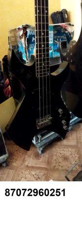 Продам бас гитару Starsun винтажную