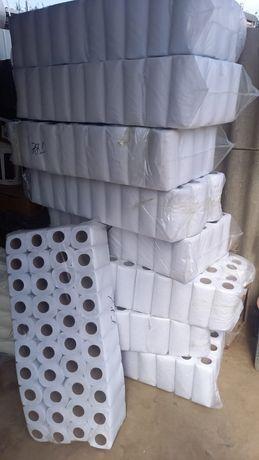 Туалетная бумага Бумажная полотенца