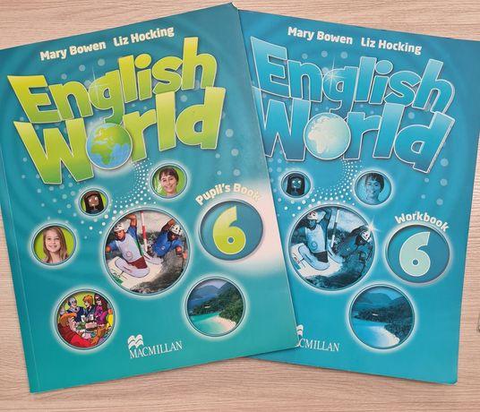 Учебник анг.язык 6 класс