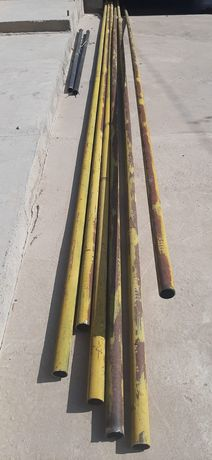 Труба для проведения природного газа