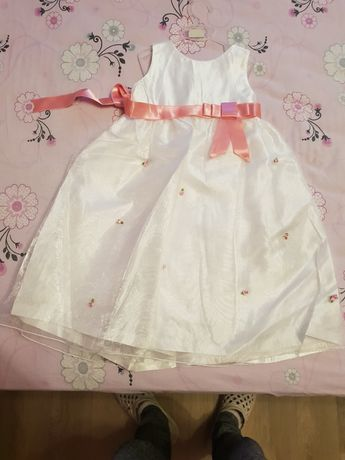 Детска рокля шаферска