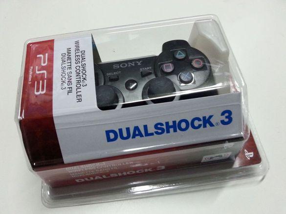 Чисто Нов Джойстик DUALSHOCK 3 за Playstation 3 / PS3 / ПС3