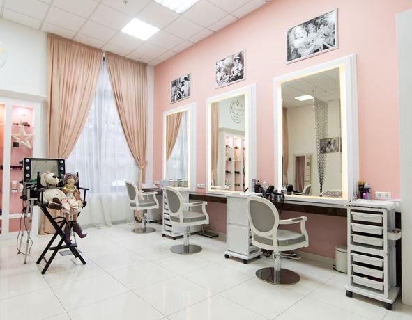 Салон красоты по Сауран
