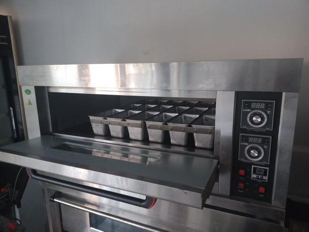 НОВЫЙ!!! печь духовка жарочный шкаф для булки хлеба газовый электр