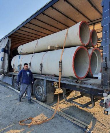 Vand tuburi de beton dn 600 dn 800 dn 1000
