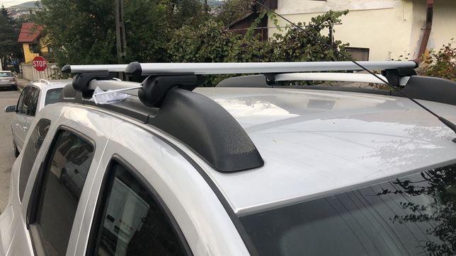 NOU Bare transversale Dacia Duster
