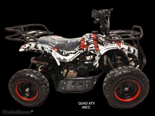 ATV copii benzina 49 cc