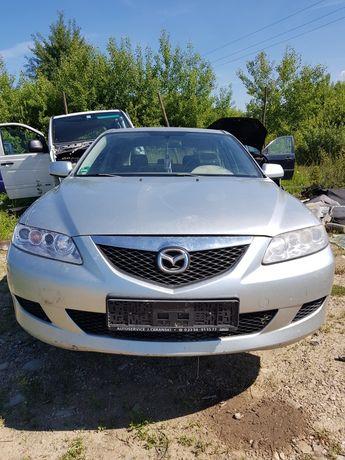 Dezmembrez Mazda 6 din 2001