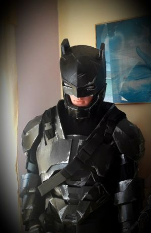 Batman Mech Suit (BVS Dawn Of Justice)