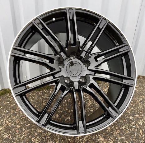 18 20 22 Джанти Porsche Black Cayenne Panamera