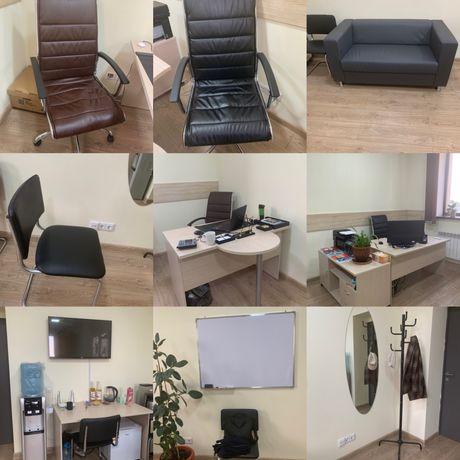Продам офисную мебель в отличном состоянии.