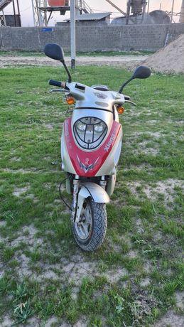 Скутер 50 кубовый
