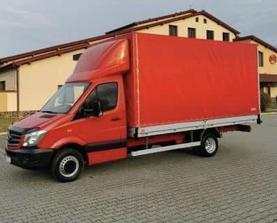 Transport Marfa Mutari Mobila Cu Personal Debarasari Locuinte