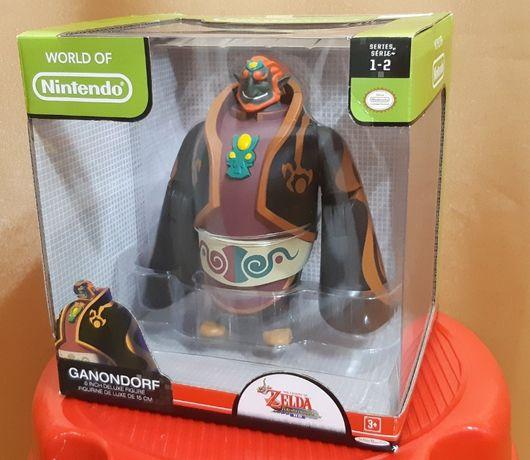 """World of Nintendo 6"""" Inch Deluxe Zelda Ganondorf Action Figure"""