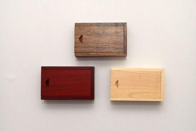 Stick Usb Lemn 3.0 8 / 16 / 32 / 64 / 128 GB + cutie din lemn