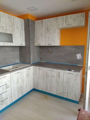 Фирмата предлага мебели по-проект,с богата цветова гама.