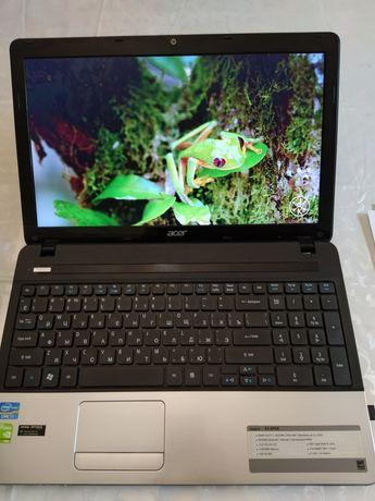 Мощный ноутбук Acer aspire e1-571g