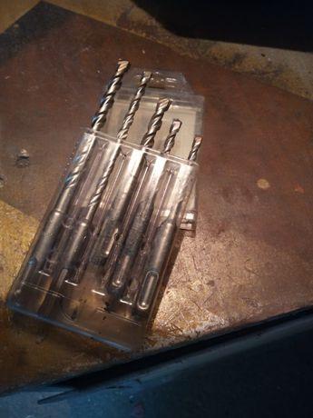 Свредла за бетон SDS+ комплект 5бр.