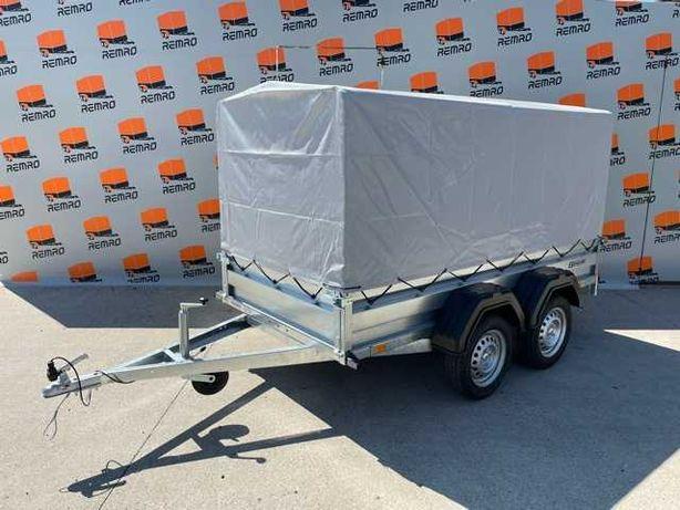 Remorca noua marca Zaslaw L265 2 axe 750 kg