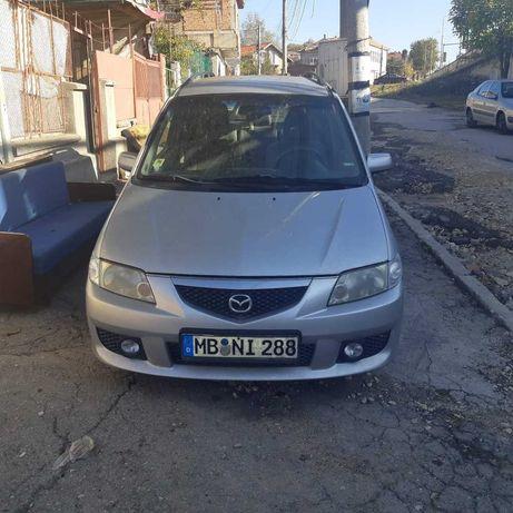 Mazda premacy на части
